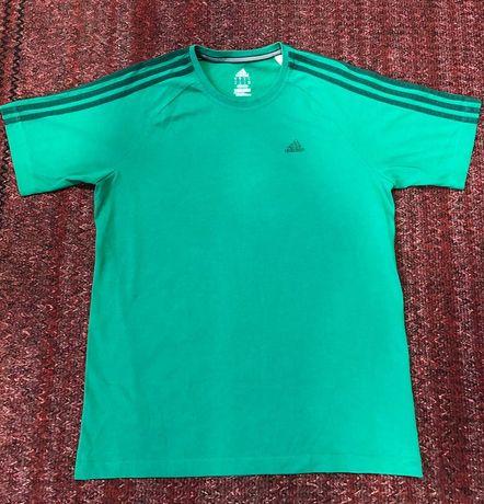 футболка Adidas Climalite Cotton