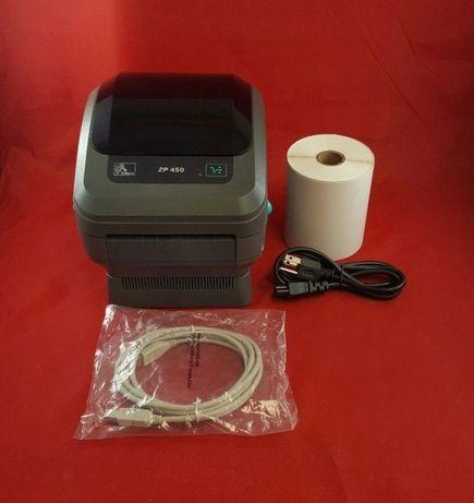Принтер Zebra ZP420, 430, 450 на замену в Новой Почте GX/GC/GK420d