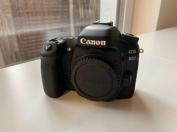Canon EOS 80D - stan idealny, gwarancja!