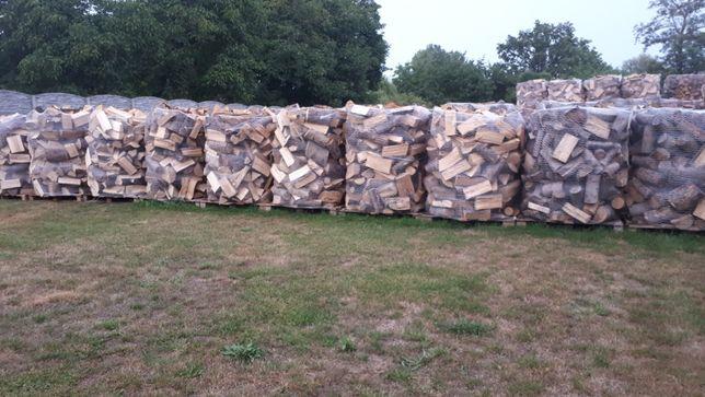 drewno kominkowe i opalowe suche
