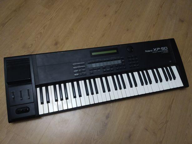 Клавиши Roland XP-50