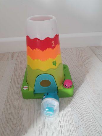 Zestaw zabawek dla dzieci 0-2 lat
