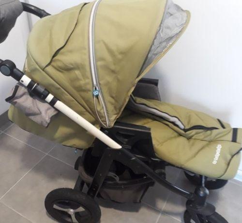 Wozek baby design husky winterpack
