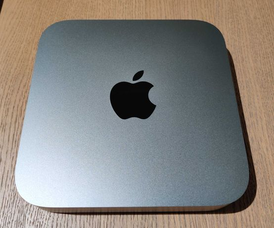 Apple Mac mini (late 2018) i3 3.6GHz 8GB 128GB Space Gray - jak nowy!