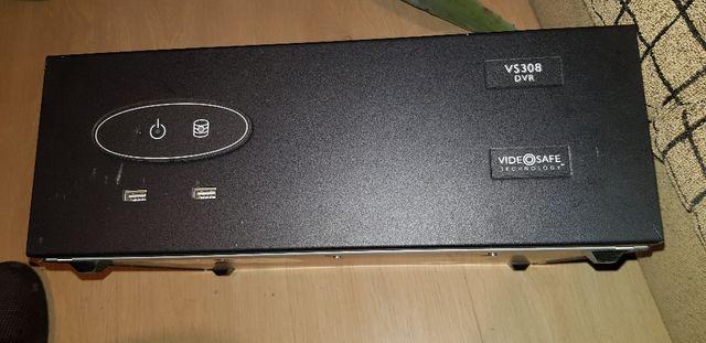 Rejestrator 8 kamer IP DVR HD 160Gb z oprogramowaniem