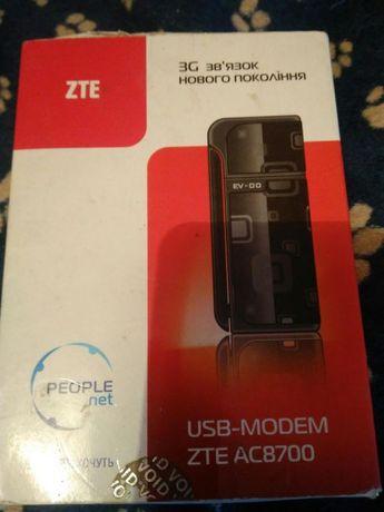 3G usb модем People.net ZTE