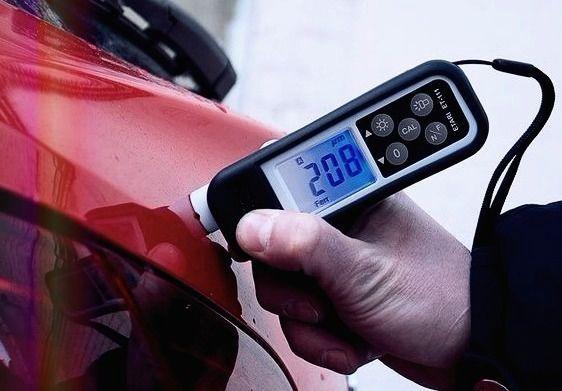 Проверка ЛКП вашего авто Профессиональным прибором