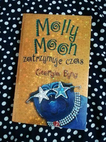 Molly Moon zatrzymuje czas Georgia Byng
