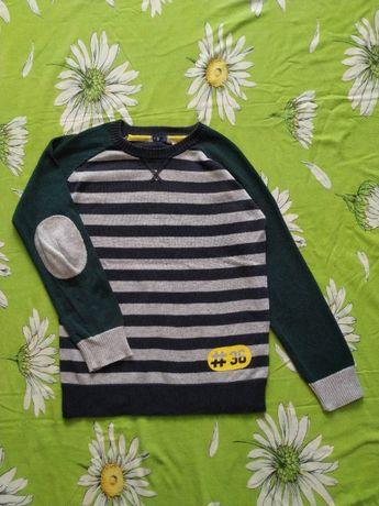 Стильный свитер,свитшот для мальчика 9-10 лет- WE