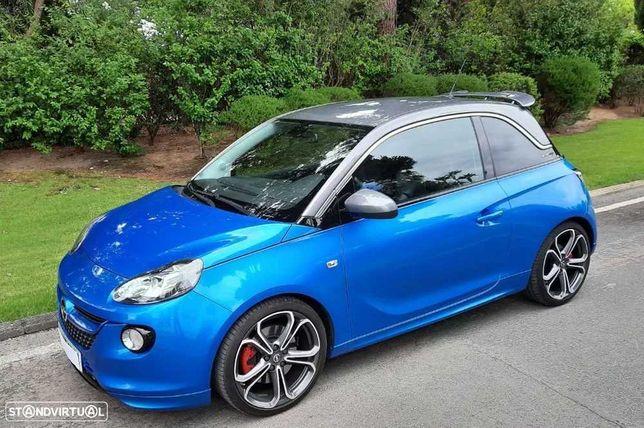 Opel Adam S 1.4cc Turbo 150cv Recaro Pele Oportunidade Set/2015