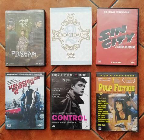 DVD edições especiais