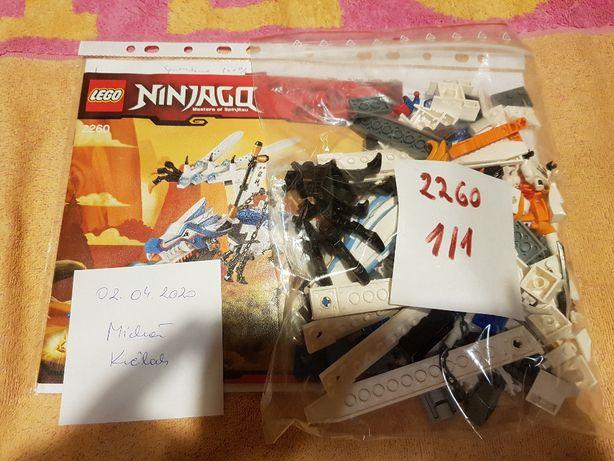 LEGO 2260 - kompletność 100%
