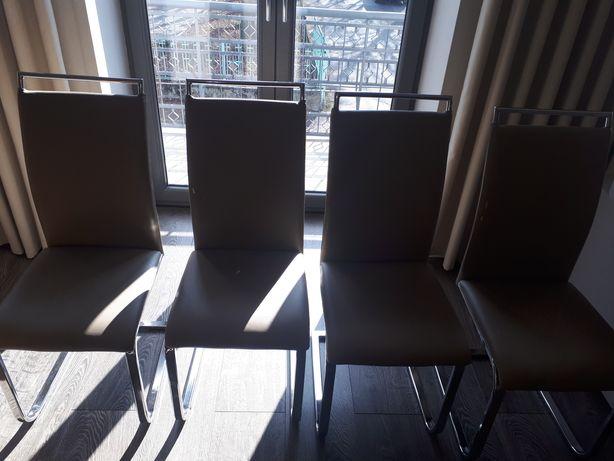 Zestaw 8 krzeseł salon,jadalnia Zapraszam
