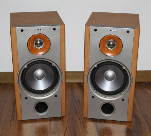 SONY SS-NX1 Kolumny głośniki monitory 2 way bass reflex Wysyłka