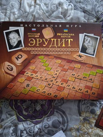 Настольная игра Эрудит