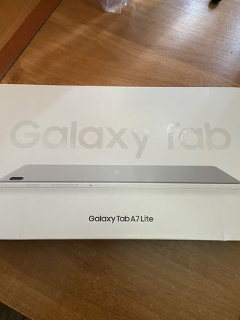 Tablet Samsung Galaxy Tab A7 Lite srebrny