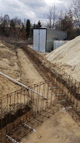 Listwa dystansowa betonowa 40mmx500mm