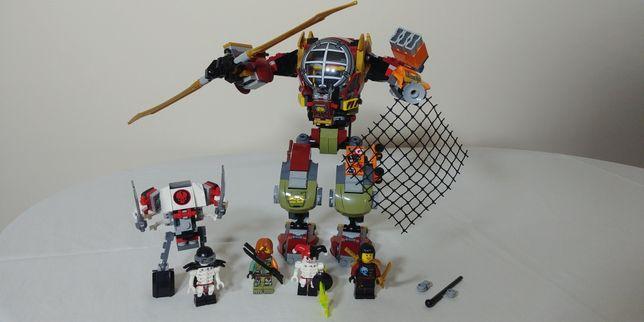 Zestaw lego Ninjago 70592