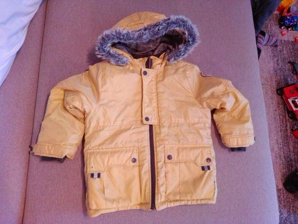 Kurtka zimowa Coccodrillo 110 chłopięca
