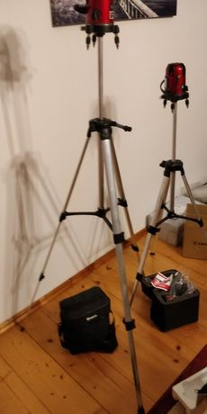 Statyw do lasera 120 cm, gwint 5/8