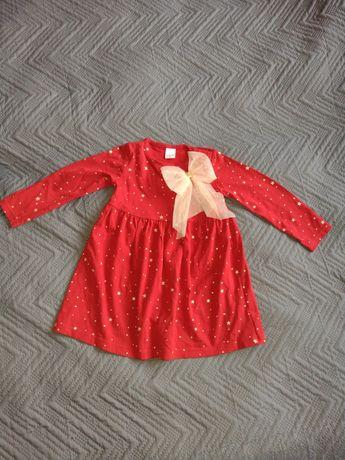 Sukienki rozmiar 92