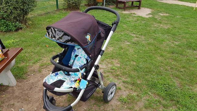 Wózek dziecięcy 3 w 1 Coneco V4