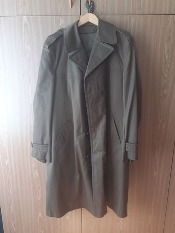 Płaszcz wojskowy letni.