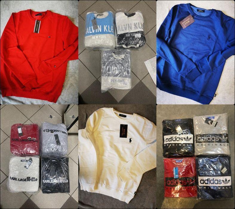S- XXL Premium Tommy Hilfiger Bluza Karl Calvin Klein Ralph Lauren Zakopane - image 1