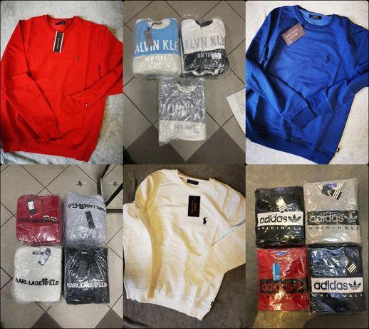 S- XXL Premium Tommy Hilfiger Bluza Karl Calvin Klein Ralph Lauren