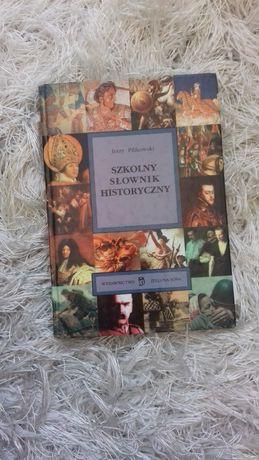 Szkolny słownik historyczny Jerzy Pilikowski