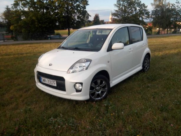 Daihatsu sirion 1.3 sport nie subaru,toyota yaris