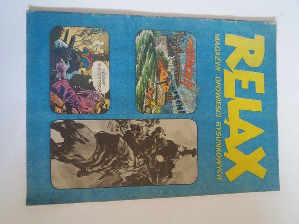 Relax #23 - mag komiksowy
