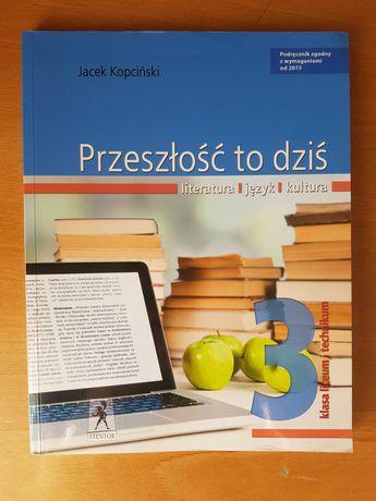Przeszłość to dziś 3 - podręcznik do polskiego