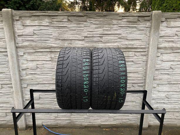 2*295/30/20 97V Pirelli Sotto Zero Winter