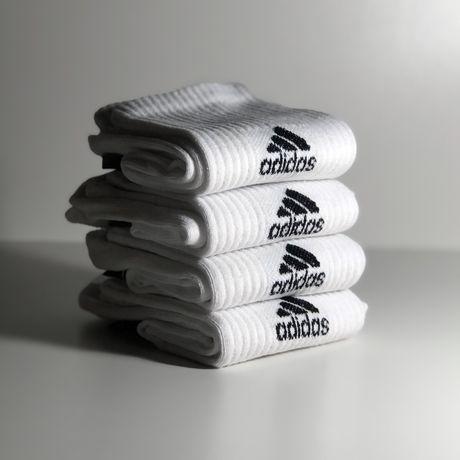 Высокие носки Adidas, Nike   тренировочные, футбольные(12 пар)
