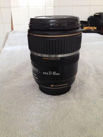 Canon 17-85mm IS USM Praticamente nova