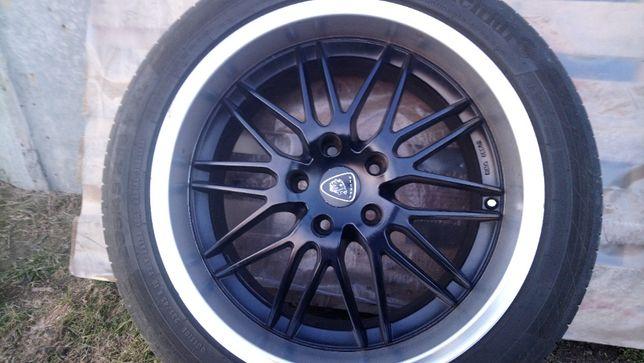 """Komplet Felgi 18"""" z oponami VW SEAT AUDI A8 S8 D2 ET40 5X112 KBA48842"""
