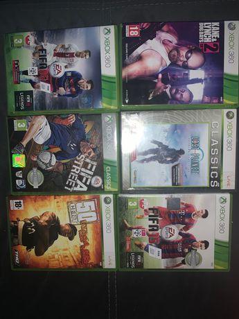 Fifa 15, 16, street Xbox 360