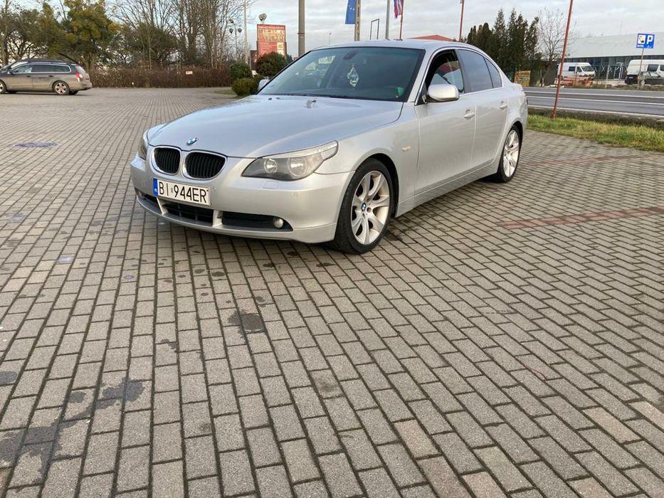 Sprzedam BMW E60 Białystok - image 1