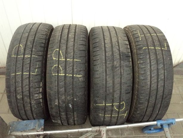 Opony  Michelin 235/65/16 C 4 sztuki