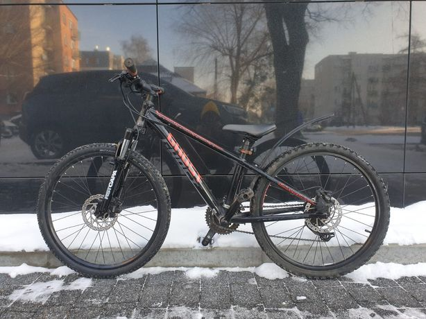 Ghost 24 hydraulika RST Shimano Alexrims