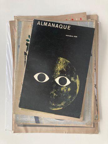 Edição Fac-Similada - Almanaque - Panorama - Lusíada - Cine Revista