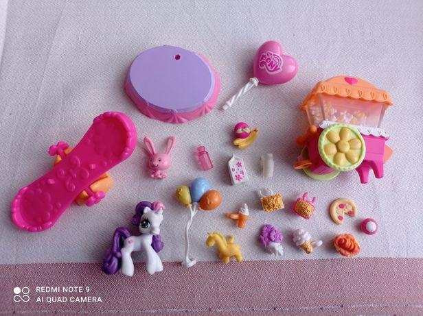 kucyki pony zabawki dla dzieci my little pony mój mały kucyk urodziny
