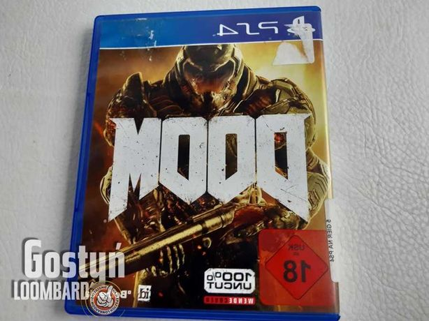 Od Loombard Gostyń Gra Doom PS4