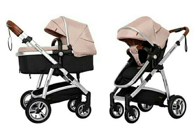 Универсальная коляска-трансформер 2в1 Carrello Fortuna CRL-9001/1, Cor
