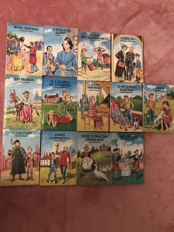 Livros circulo dos leitores diversos