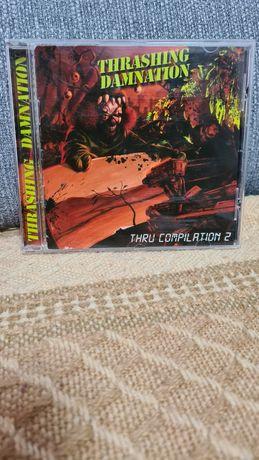 Thrashing Damnation - Thru Compilation 2 CD