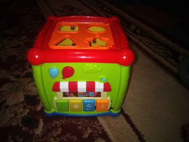 Музыкальный сортер игрушка