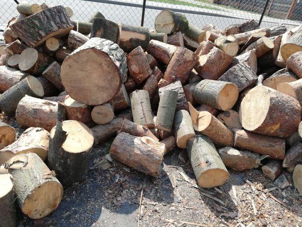 Suche Drewno opałowe