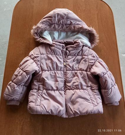 Зимняя куртка р.86